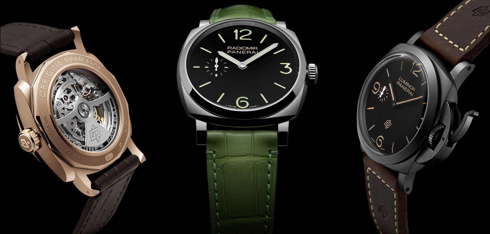 Panerai Watches & Wonders 2015 portada