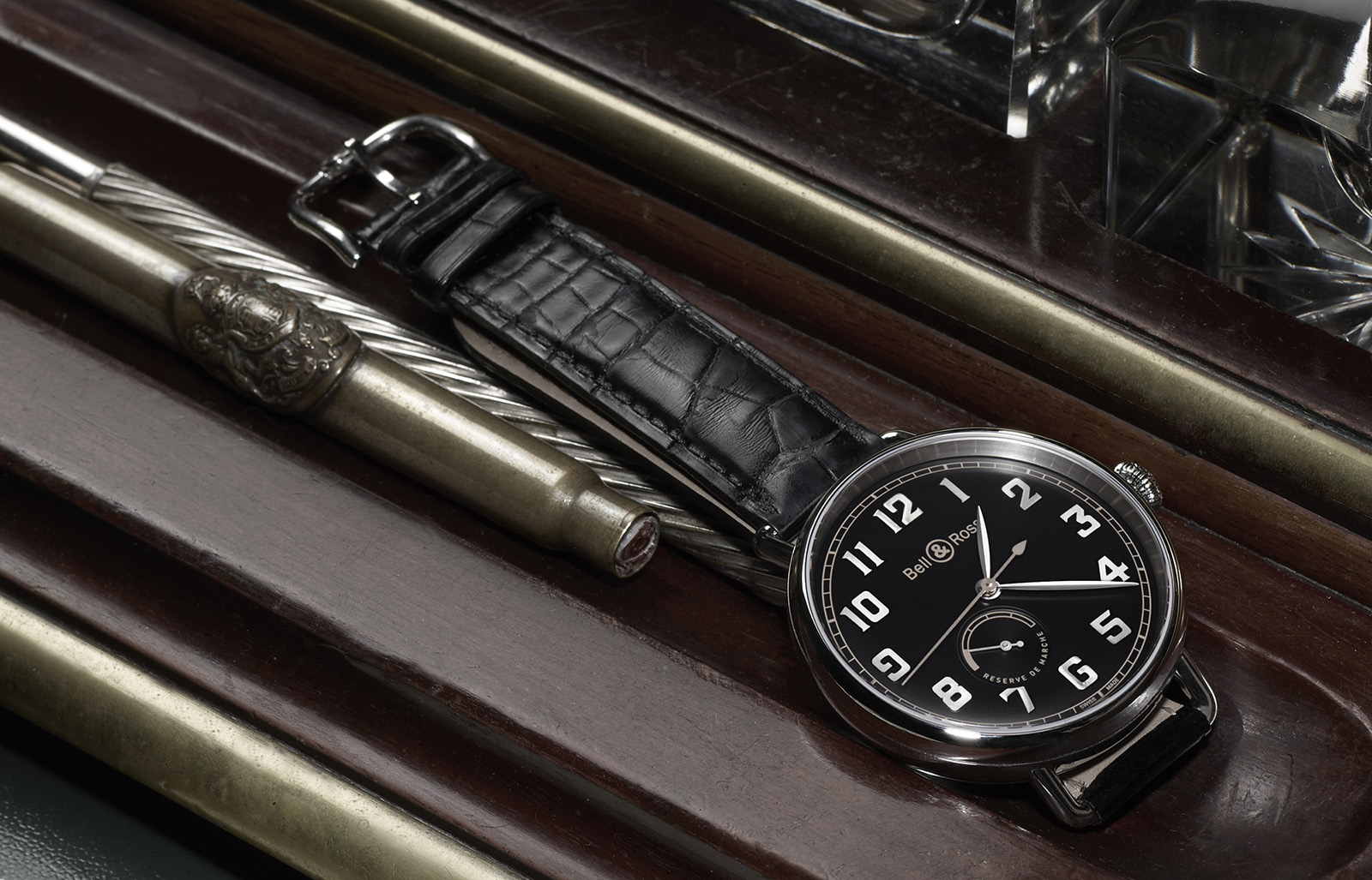 Bell & Ross Vintage WW1-97 Heritge