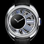 Clé de Cartier Mysterious Hour, ¿la cuadratura del círculo?