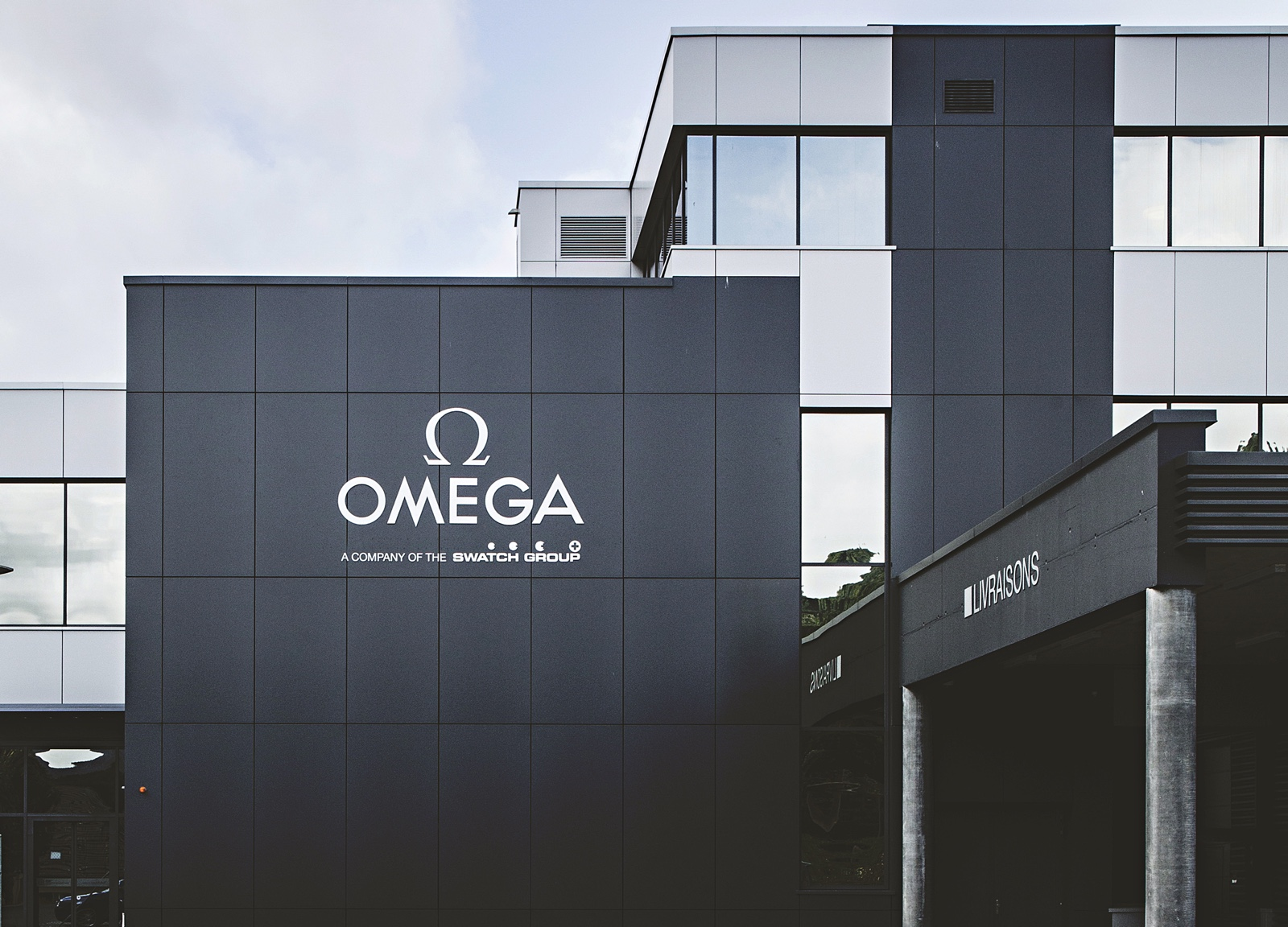 Omega Headquarters Villeret