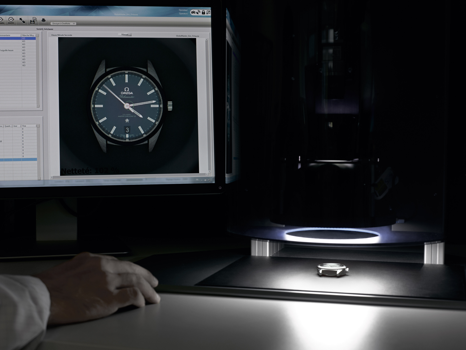 Omega Master Chronometer 2