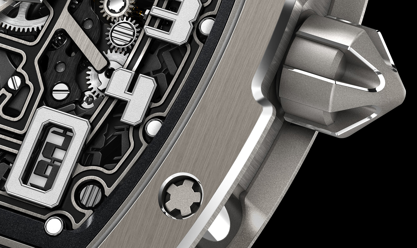 Richard Mille RM 67-01 Automatic Extra Flat crop 1
