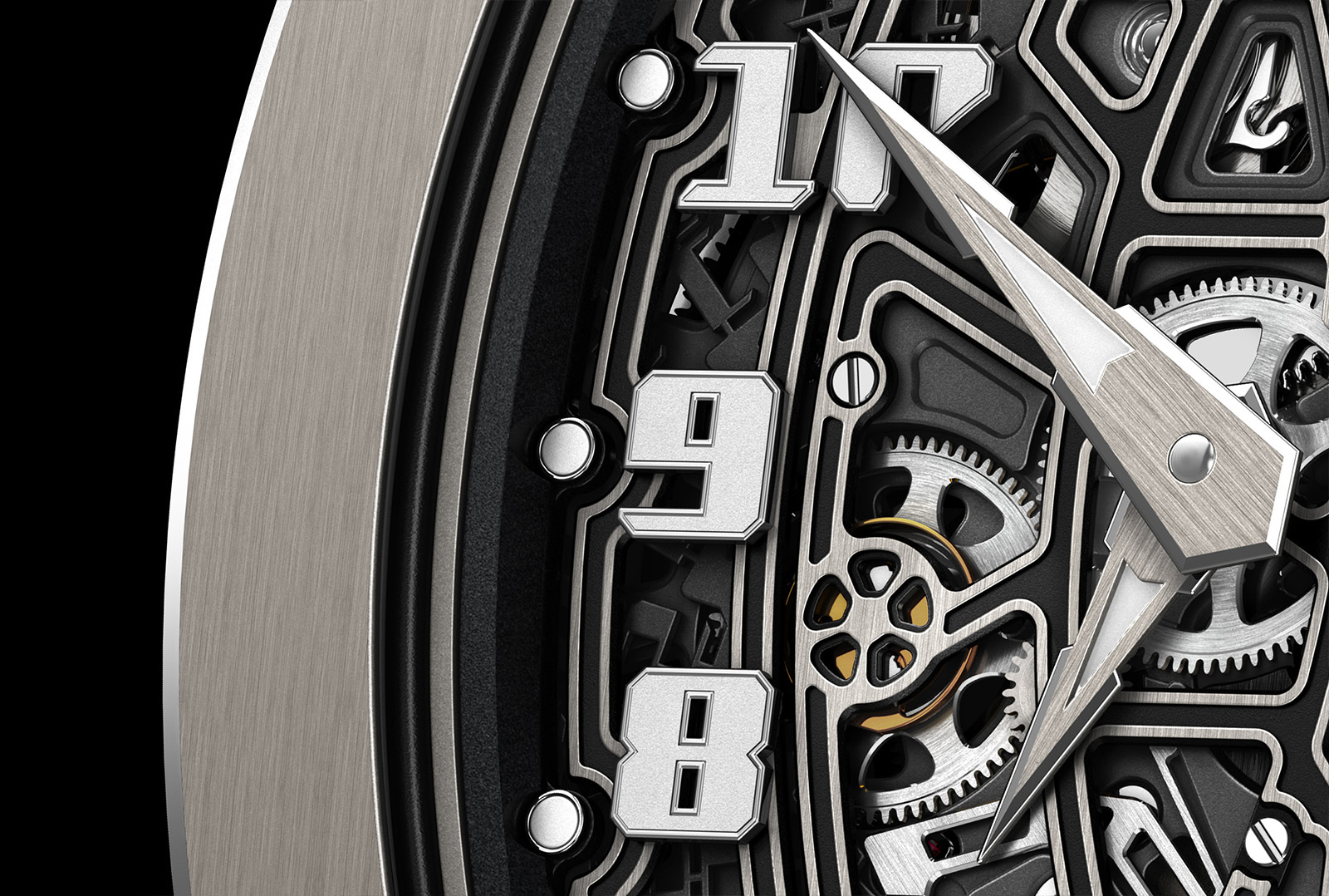 Richard Mille RM 67-01 Automatic Extra Flat crop 2
