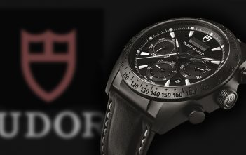 Tudor Fastrider Black Shield Chronograph portada