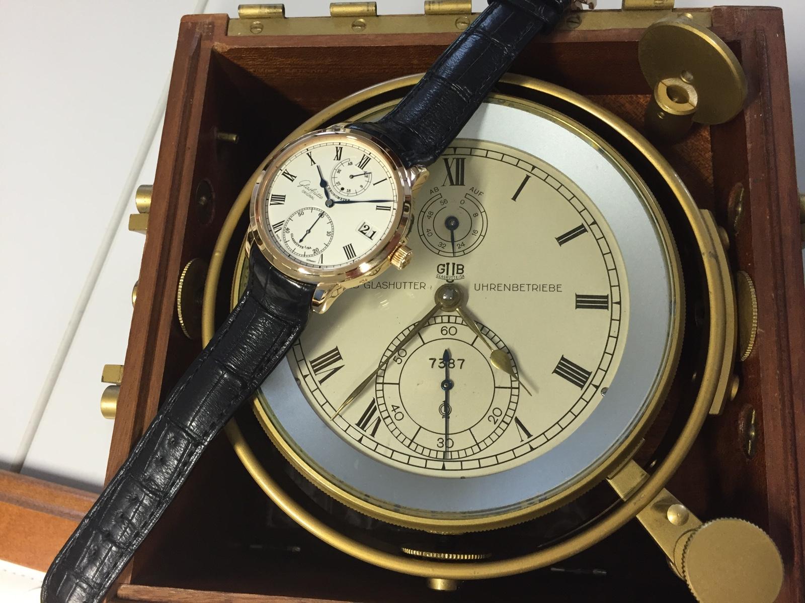 Glashutte Original - Workshop - Relojes Observador