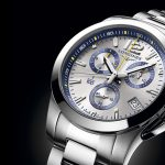 Longines Conquest 1/100th Saint-Moritz