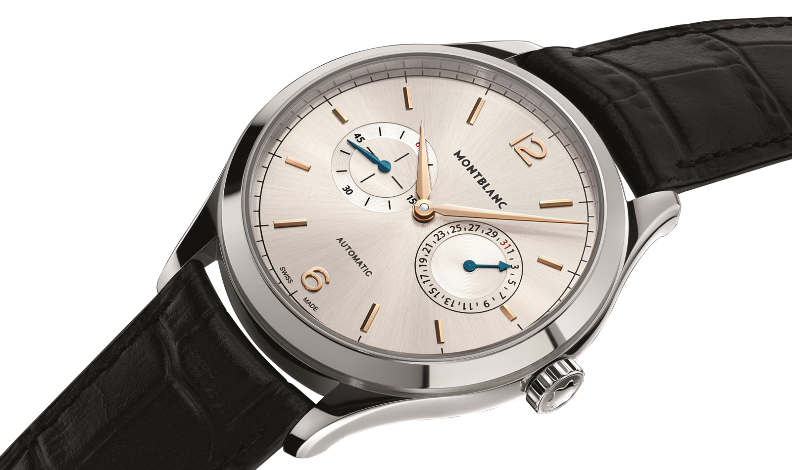 Montblanc Heritage Chronometrie TwinCounter Date