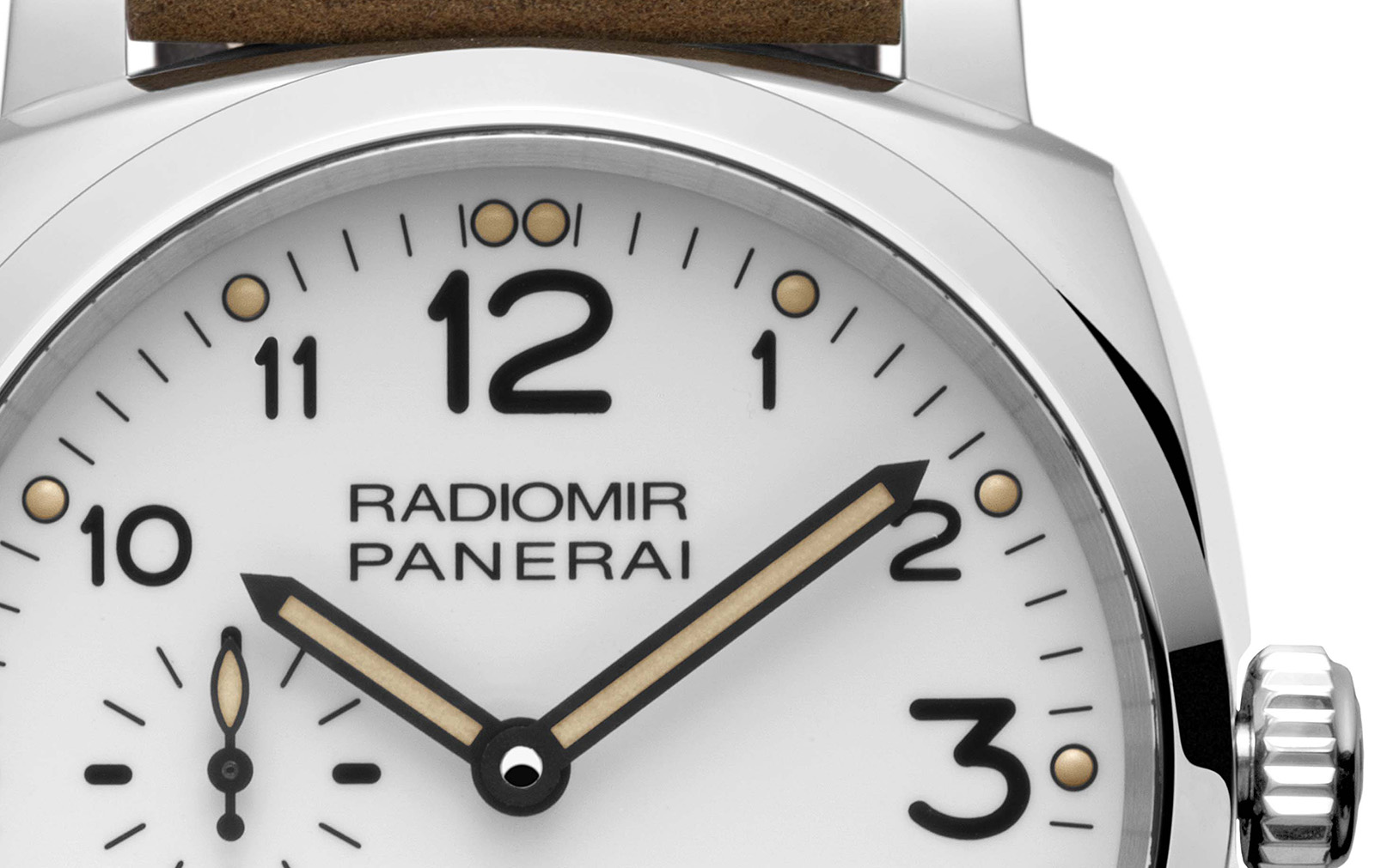 Panerai Radiomir 1940 3 Days 42 mm - PAM655 crop esfera