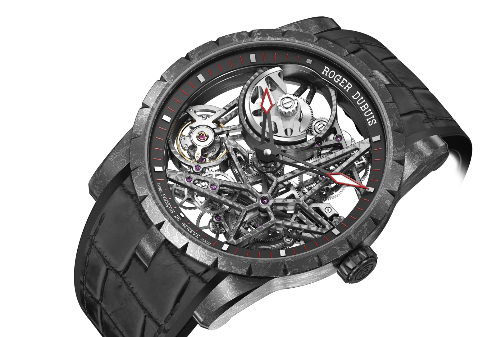 Roger-Dubuis-Excalibur-Skeleton-Automatic-Carbon