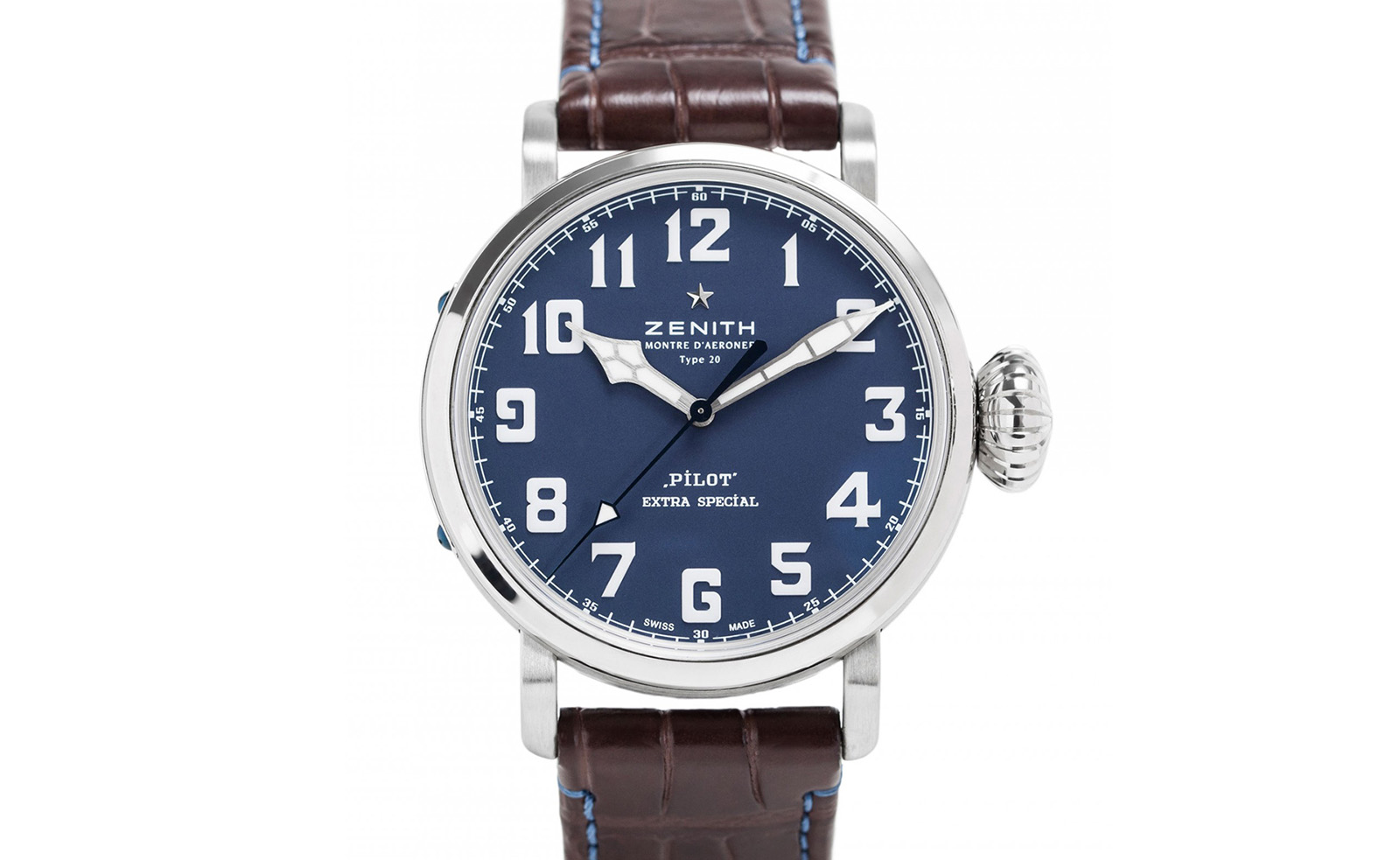 Zenith Pilot Type 20 Extra Special Blue