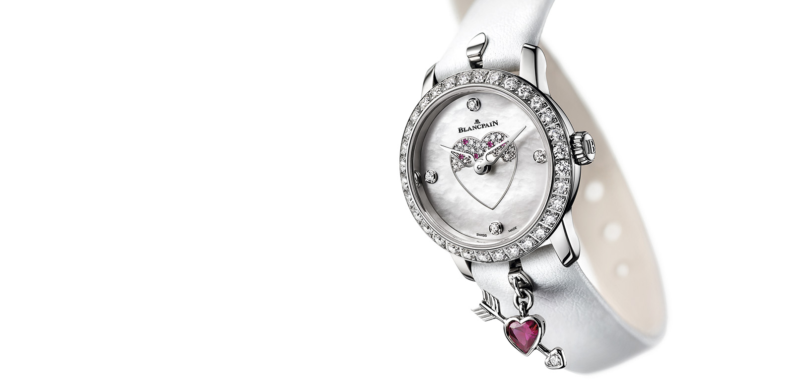 Blancpain Ladybird Ultraplate Saint-Valentin 2016 portada