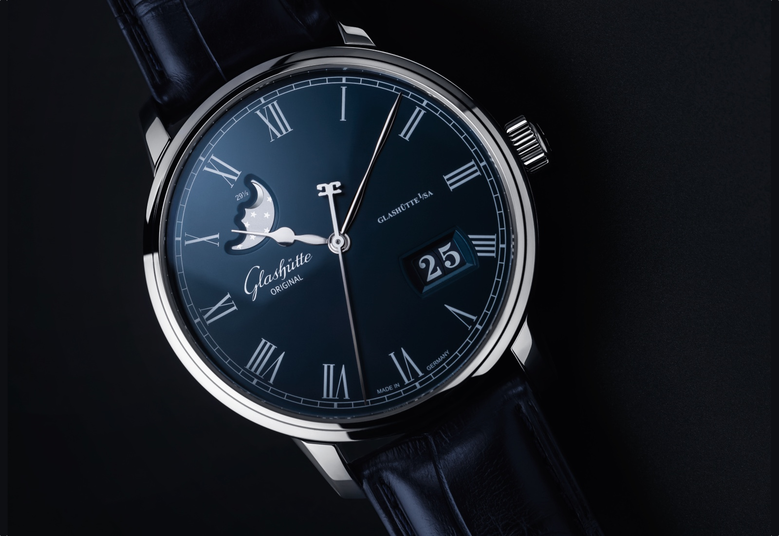 Glashutte Original Senator Panorama Moon Boutique