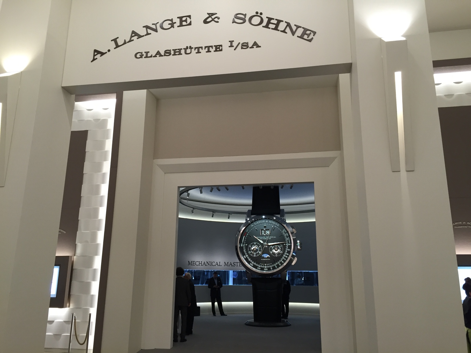 Lange Booth SIHH 2016