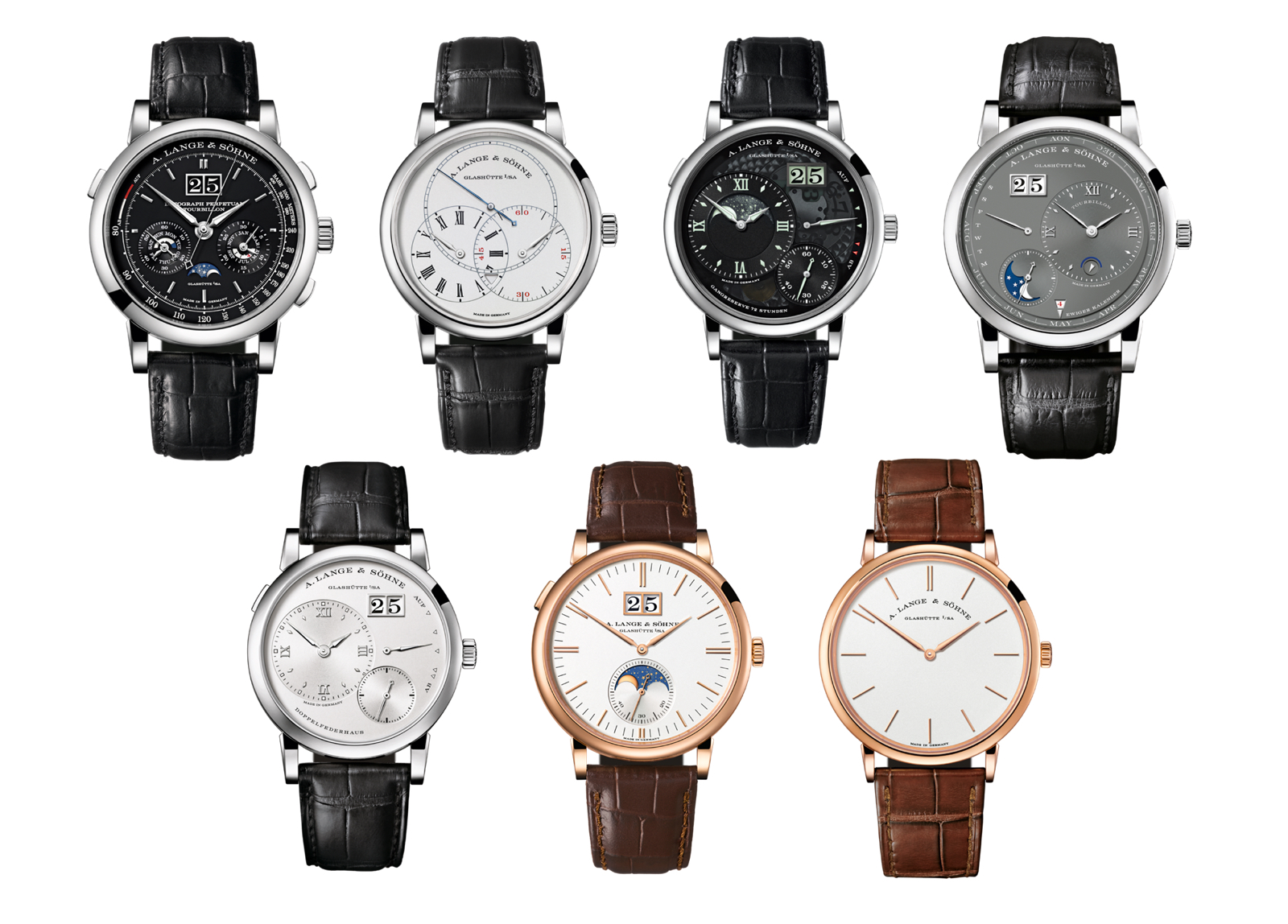 Lange Collection 2016 Faces