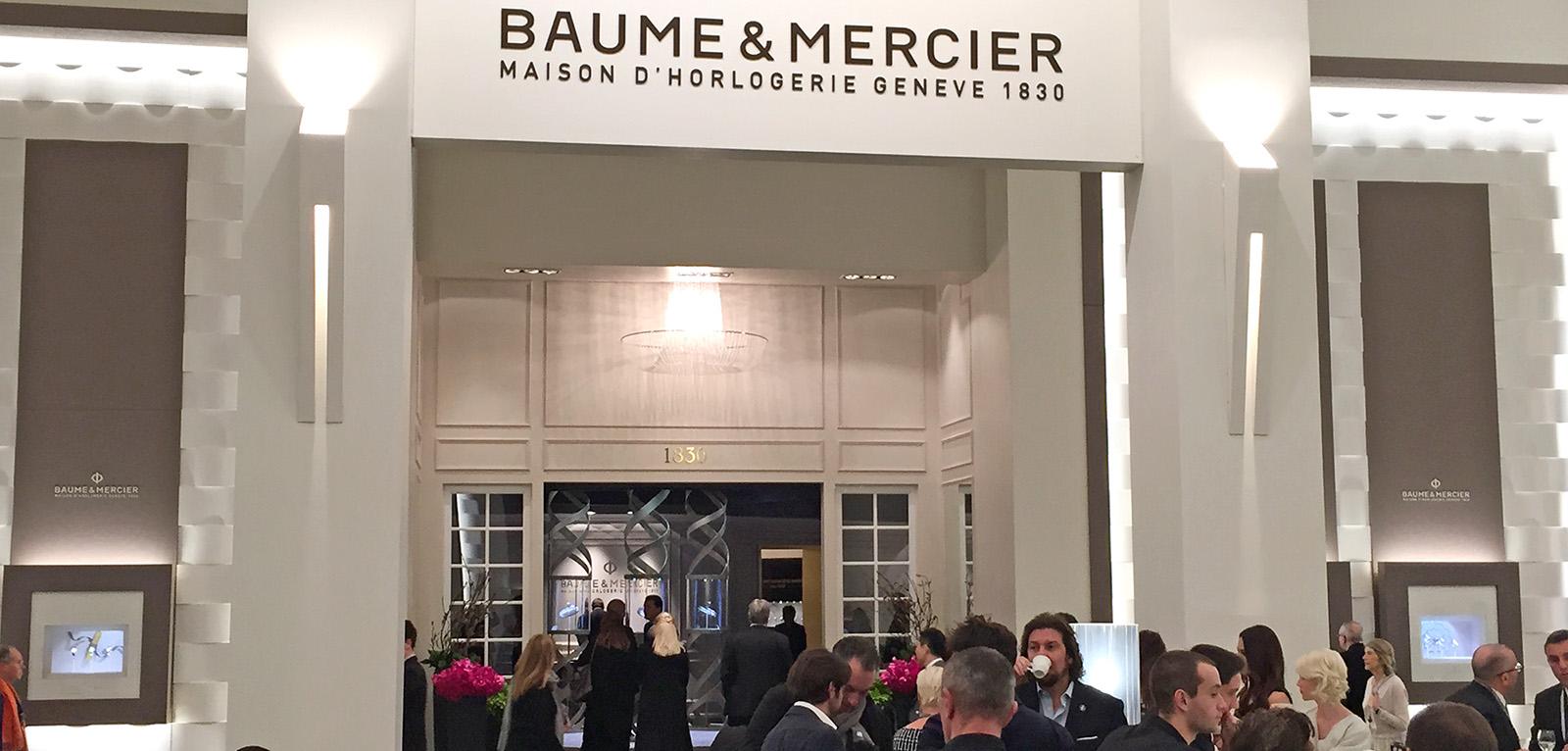 Baume et Mercier SIHH2016