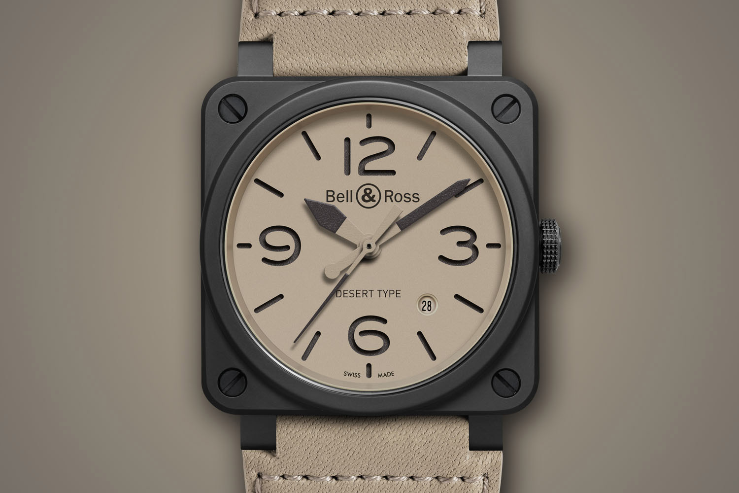 Bell & Ross BR 03-92 Desert Type Automatic 1