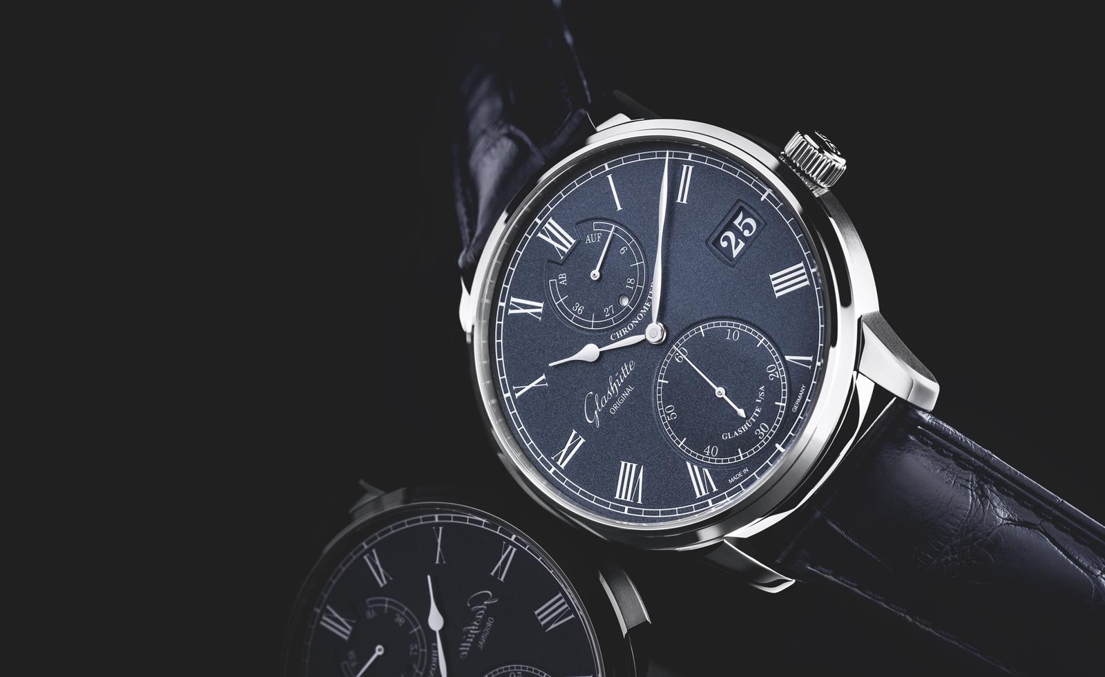 Glashutte Original Senator Chronometer Basel2016 Dial1