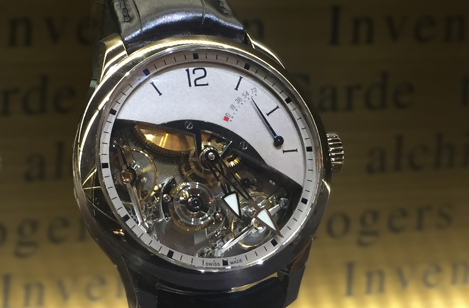 Greubel Forsey Double Balancier White Gold