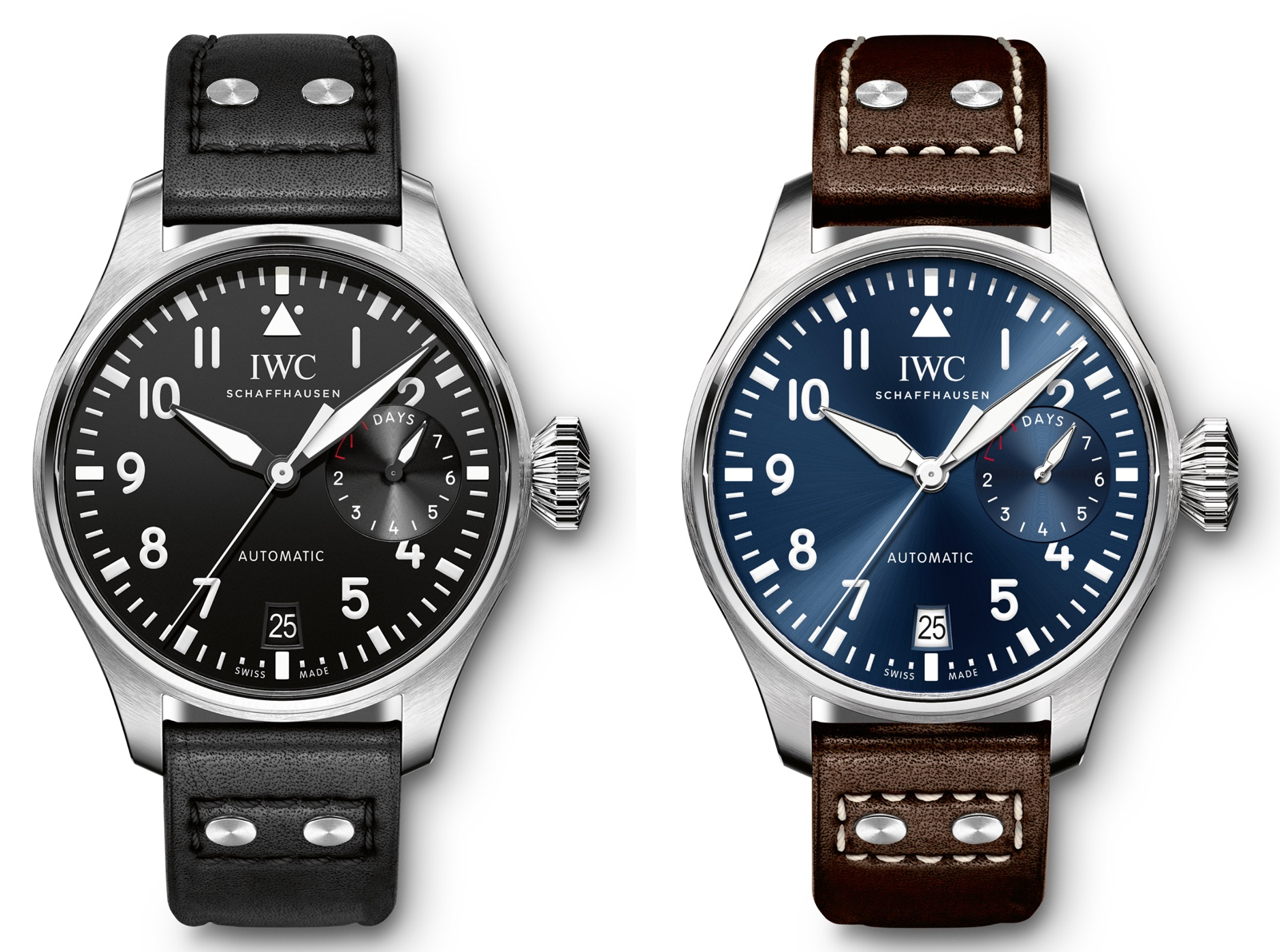 IWC 2016 Big Pilot Watch 1
