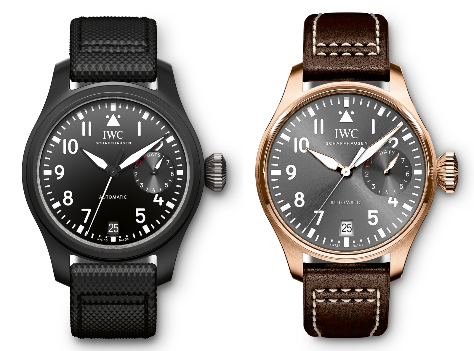 IWC 2016 Big Pilot Watch 2