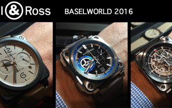 BELL & ROSS BASELWORLD 2016