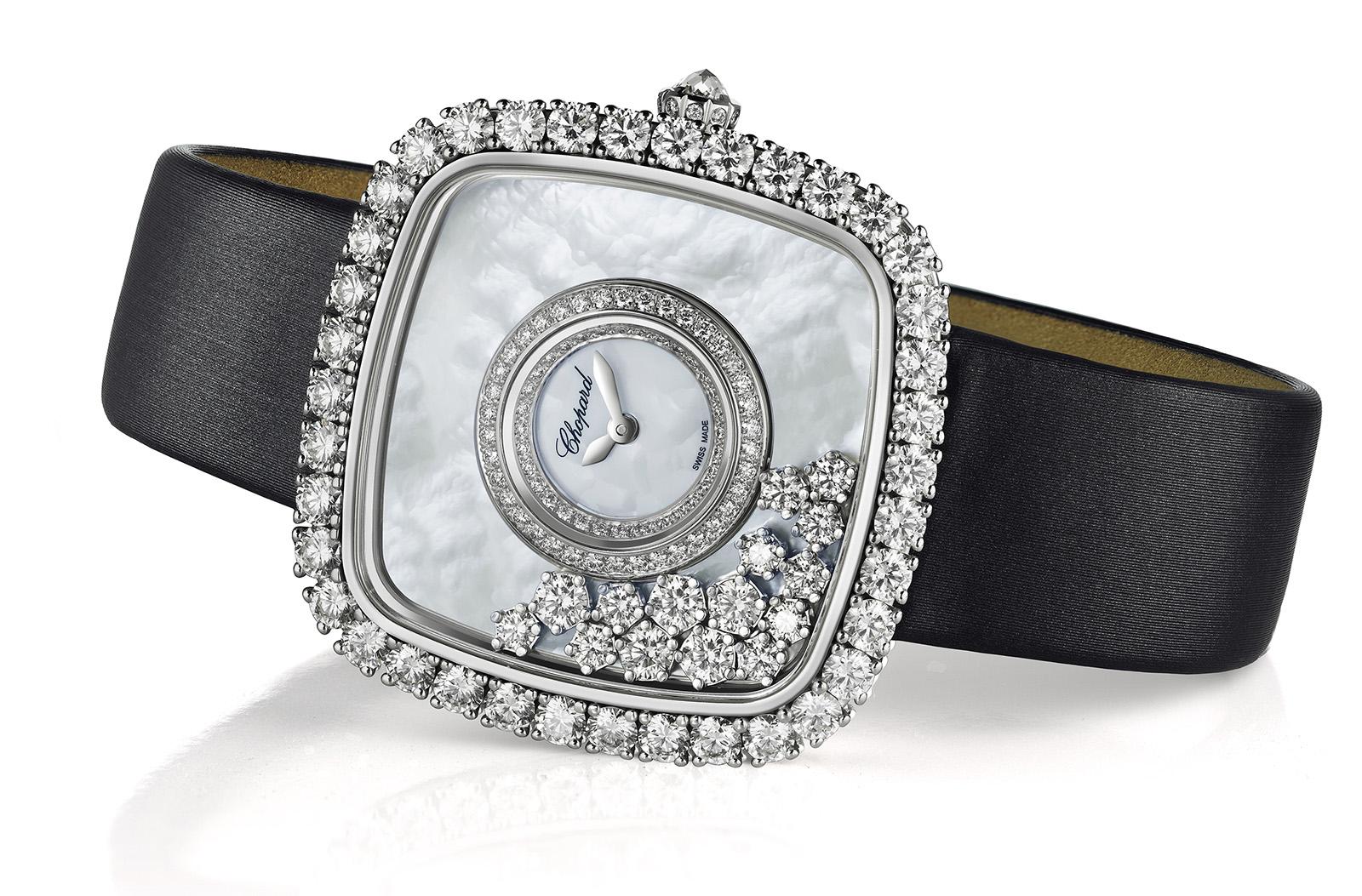 Chopard Happy Diamonds 40º aniversario