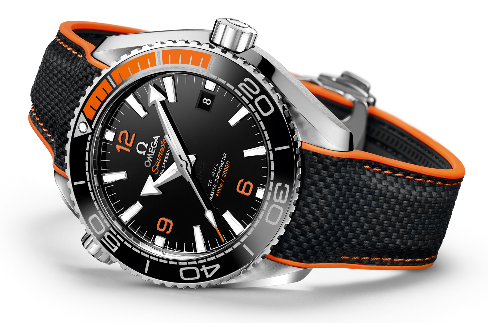 Omega Seamaster Planet Ocean Master Chronometer Automatic