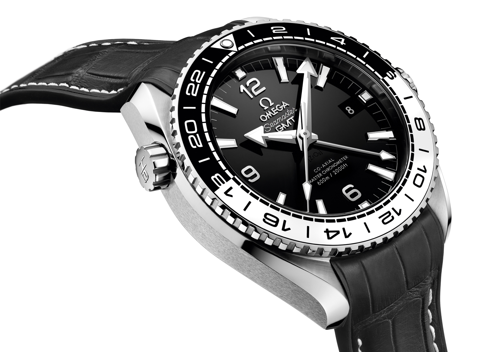 Omega Seamaster Planet Ocean Master Chronometer GMT