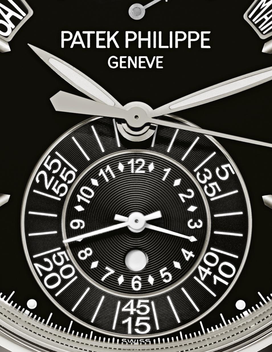 Patek Philippe 5960P - dial