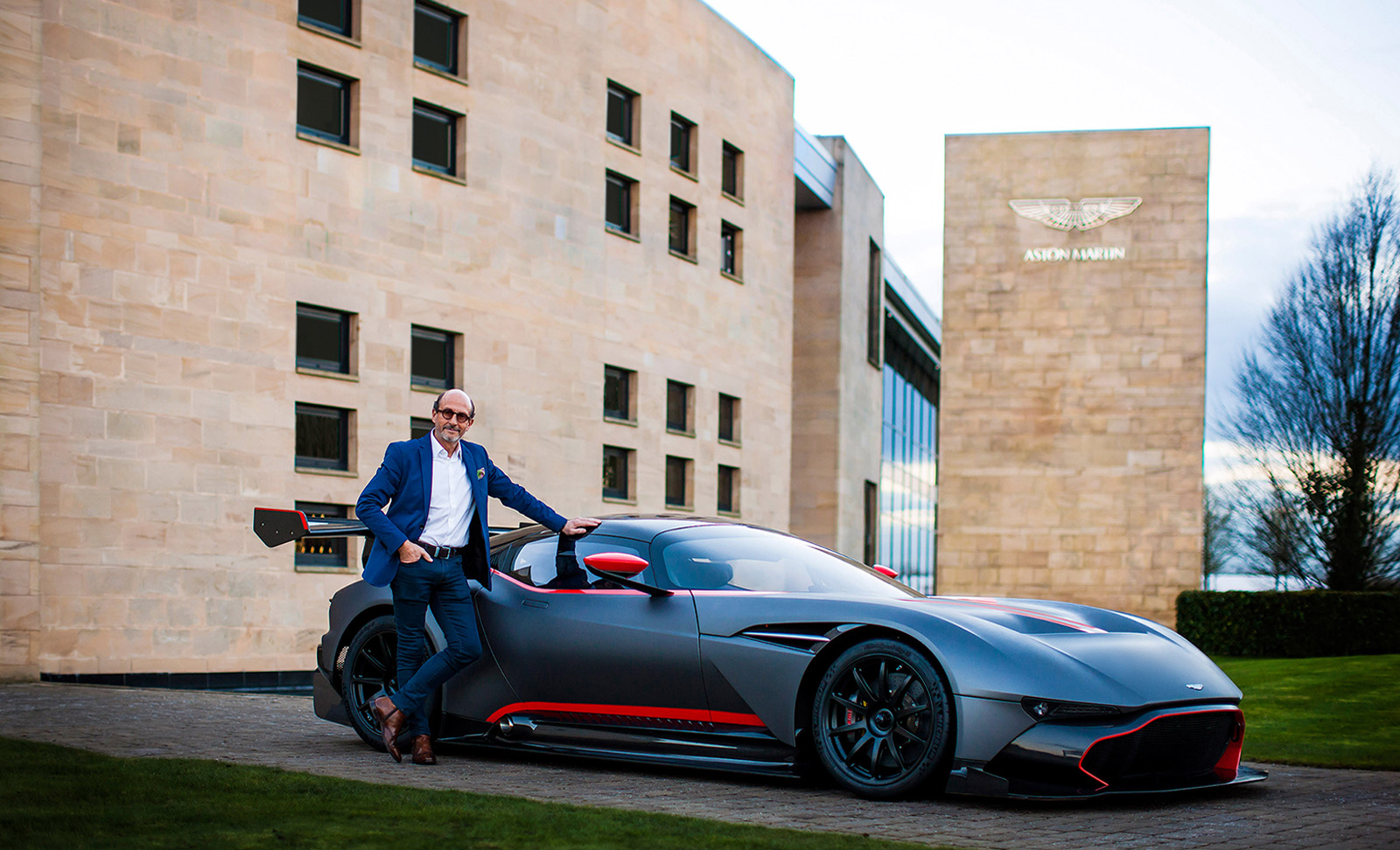 Richard Mille y Aston Martin 1