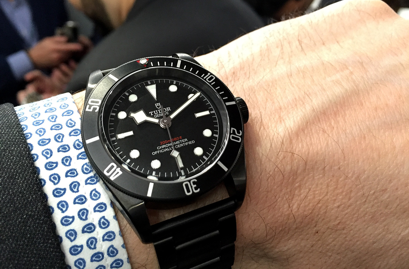 Tudor Black Bay Dark 1