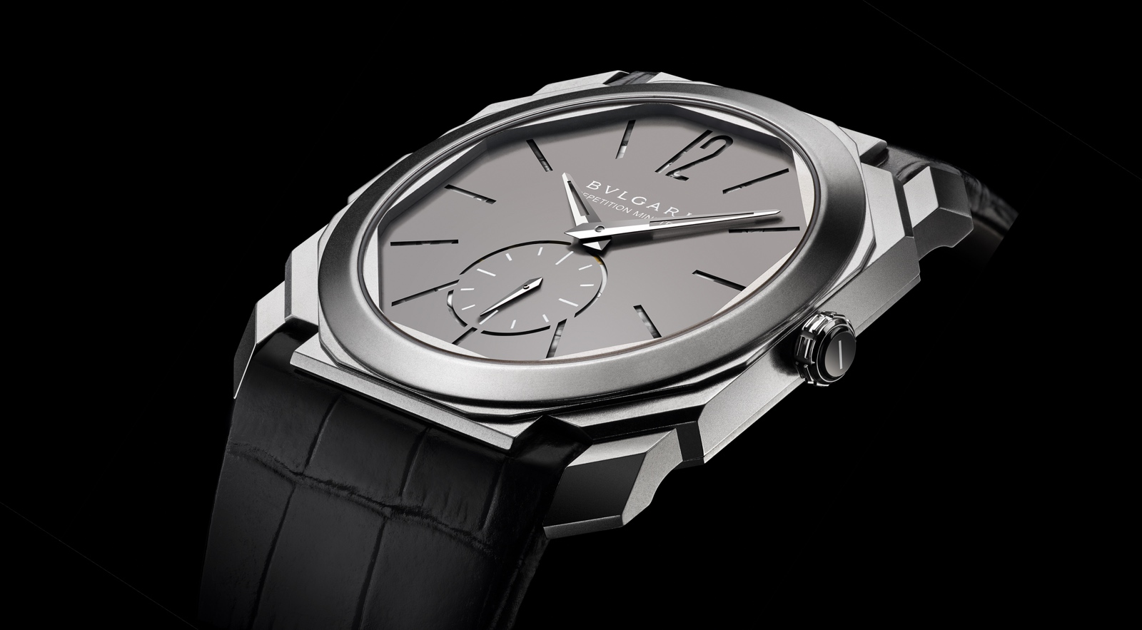 Bulgari en Baselworld 2016 - Octo Finissimo Répétition Minutes