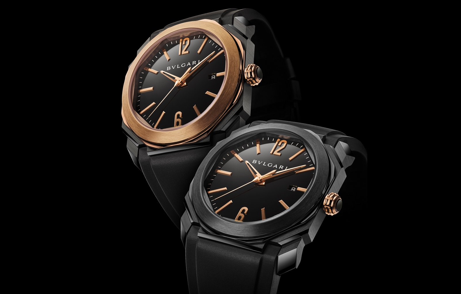 Bulgari en Baselworld 2016 - Octo Ultranero