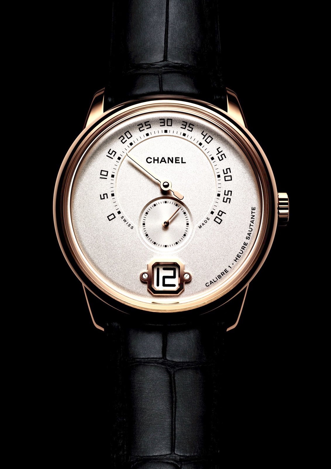 Chanel en Baselworld 2016 - Monsieur de Chanel