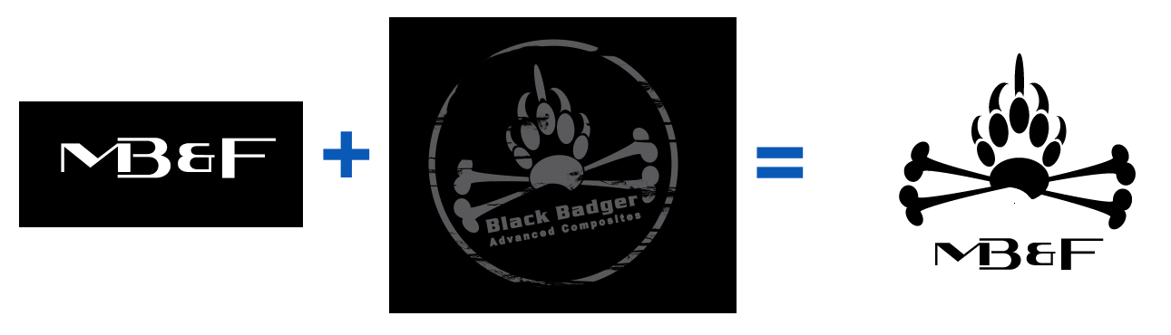 Logo MB&F Black Badger