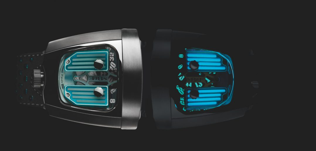 MB&F Baselworld 2016 Header