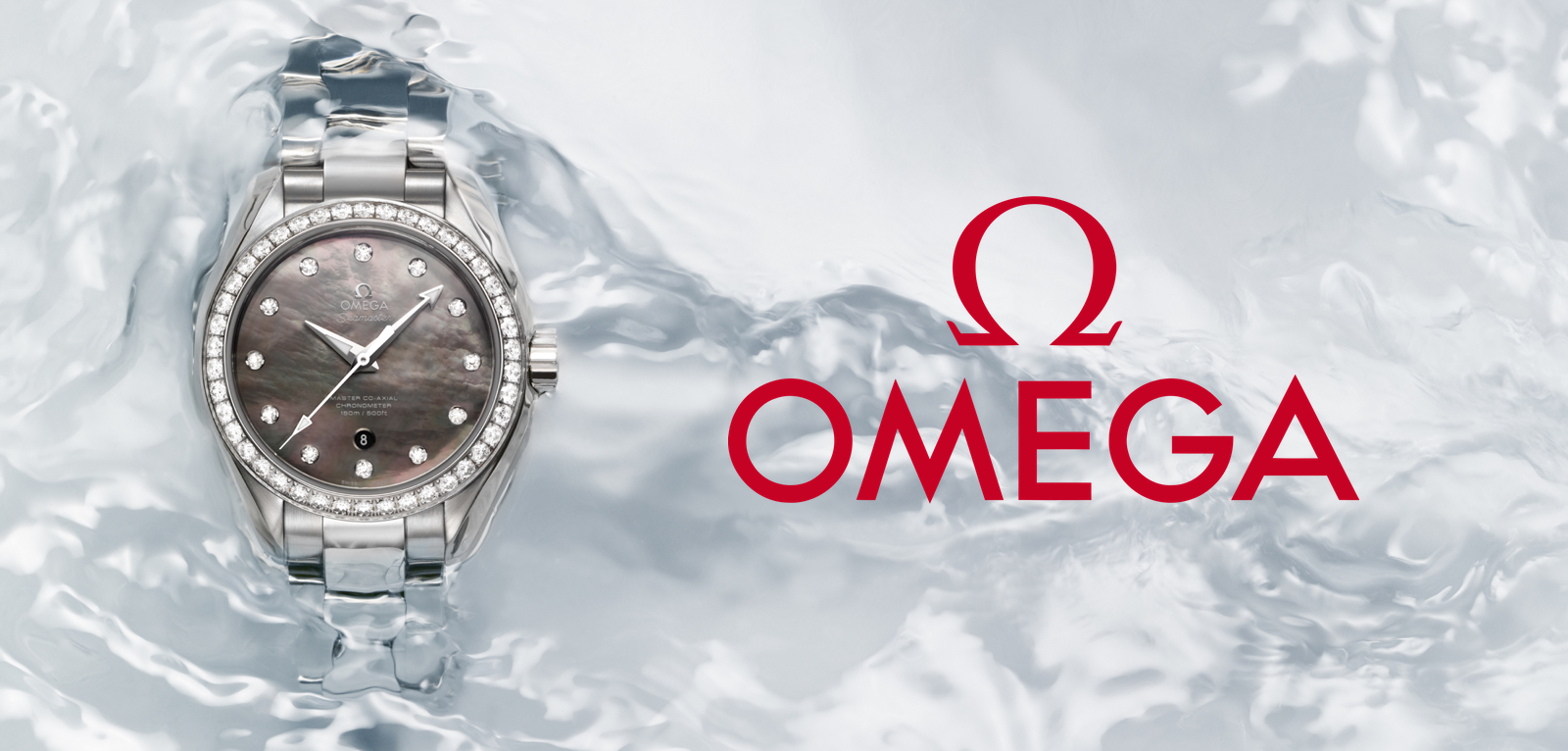 Omega Seamaster Aqua Terra 150M Lady Header