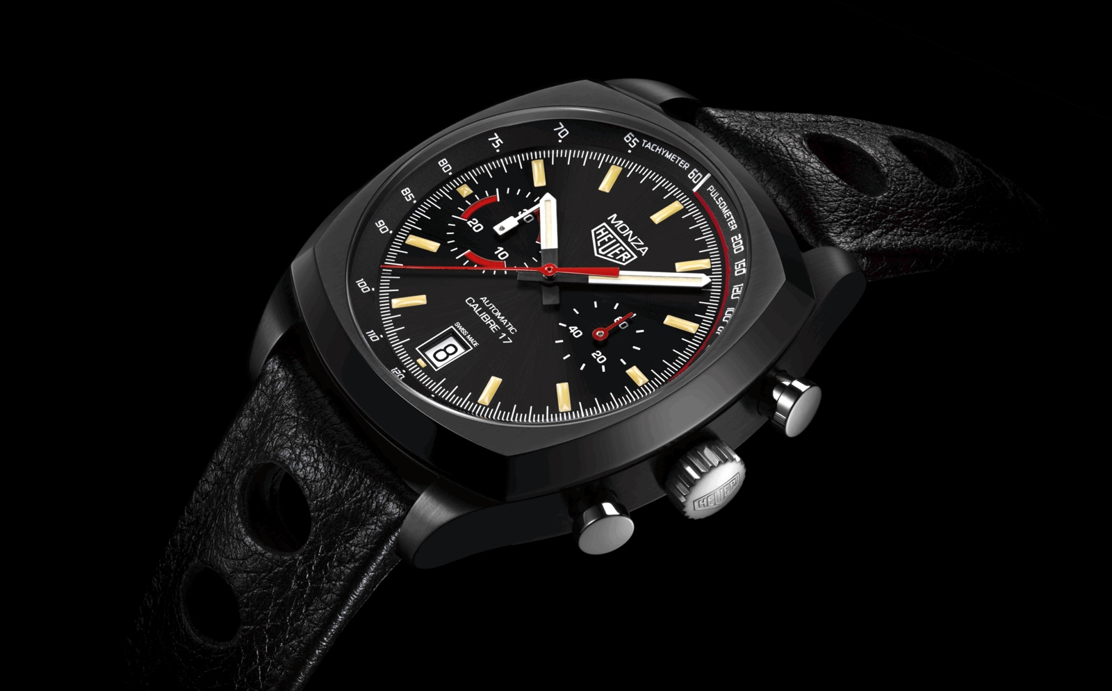 TAG Heuer en Baselworld 2016 - Monza Cal.17 - 40th Anniversary