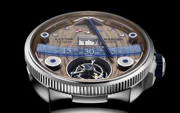 Ulysse Nardin en Baselworld 2016 - Grand Deck Marine Tourbillon - cover