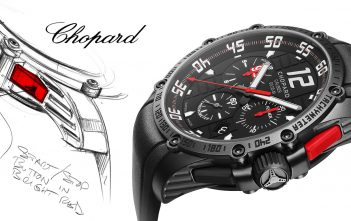 Chopard Superfast Chrono Porsche 919 Black Edition portada