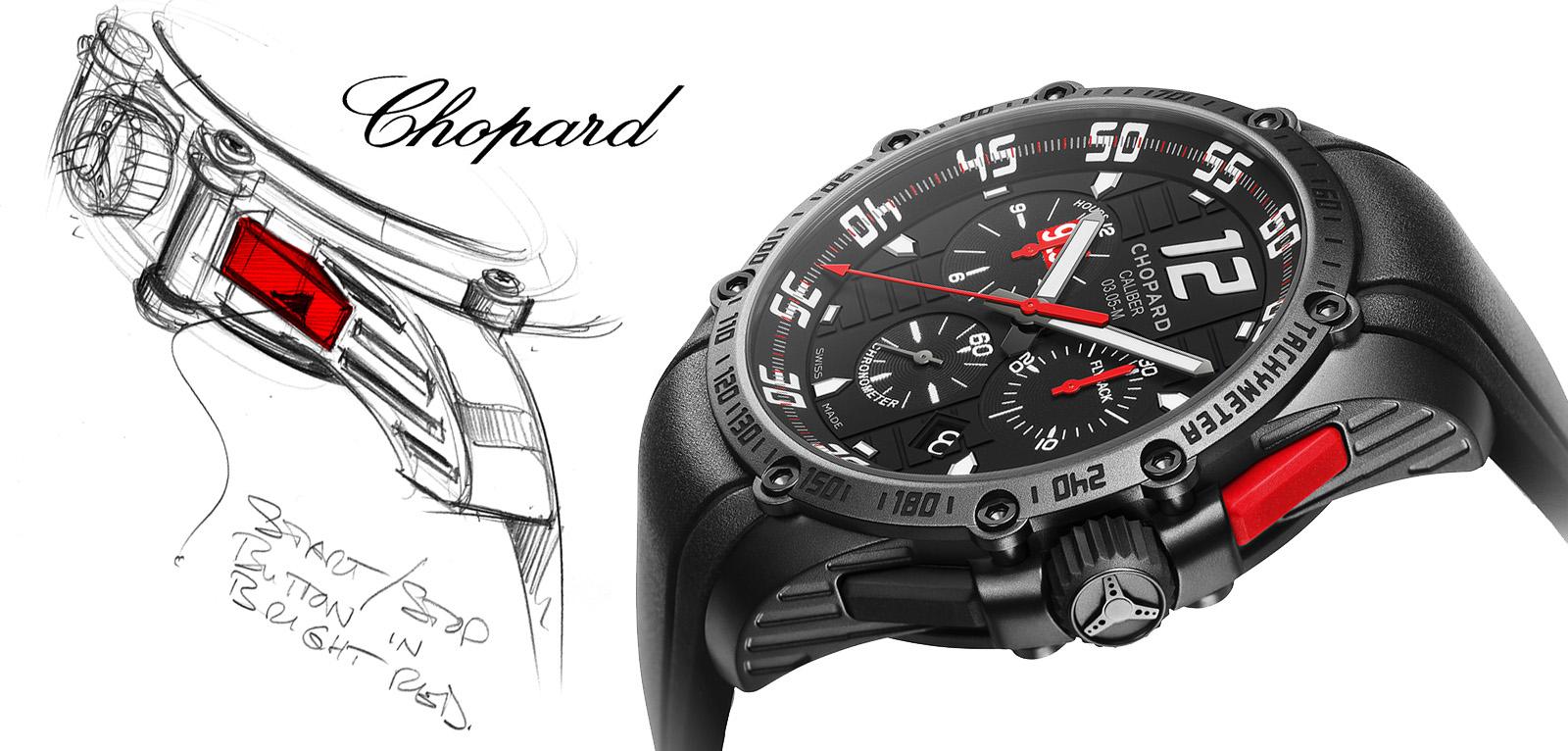 Chopard Superfast Chrono Porsche 919 Black Edition portada