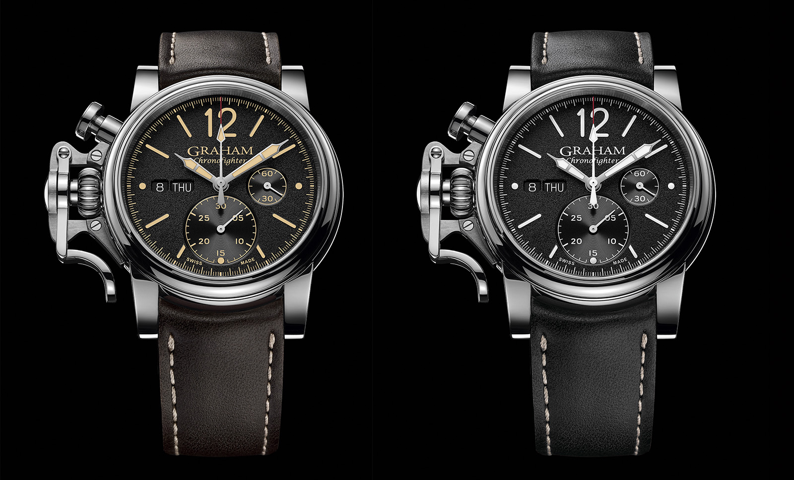Graham Chronofighter Vintage - 1