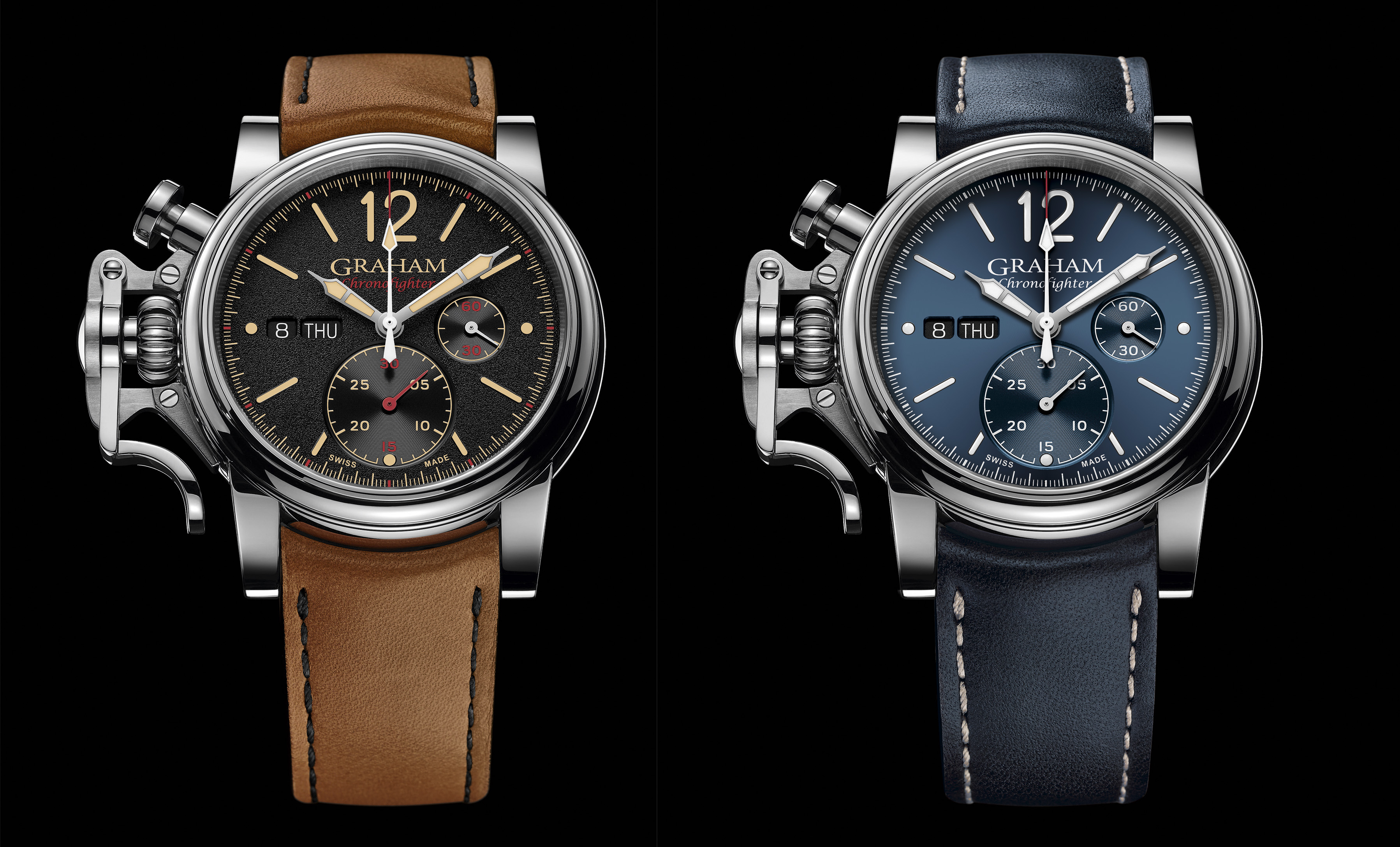 Graham Chronofighter Vintage - 2