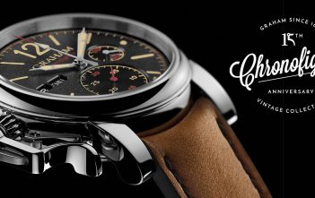 Graham Chronofighter Vintage - portada