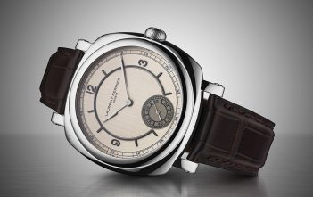 "Laurent Ferrier Galet Square Swiss Finetiming limited edition ""Vintage America I"" portada"
