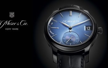 Moser Endeavour Perpetual Calendar Funky Blue Titanium DLC - portada