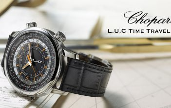 Chopard L.U.C Time Traveler One, el viajero global