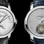 Patrimony Phase de Lune et Date Rétrograde y Traditionnelle Répétition Minutes Tourbillon; Vacheron nos anticipa el SIHH