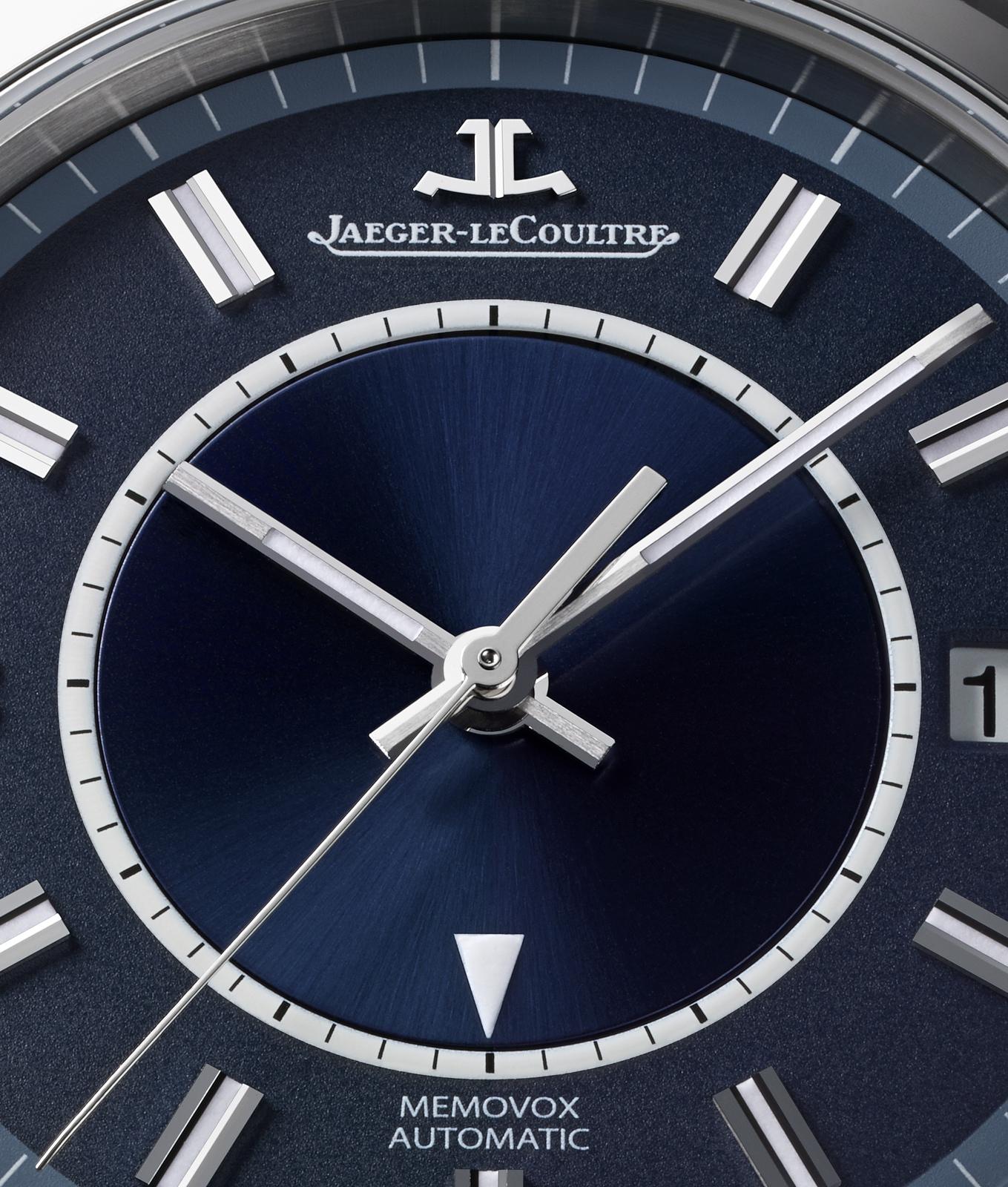 Jaeger-LeCoultre Master Memovox Boutique Edition - dial