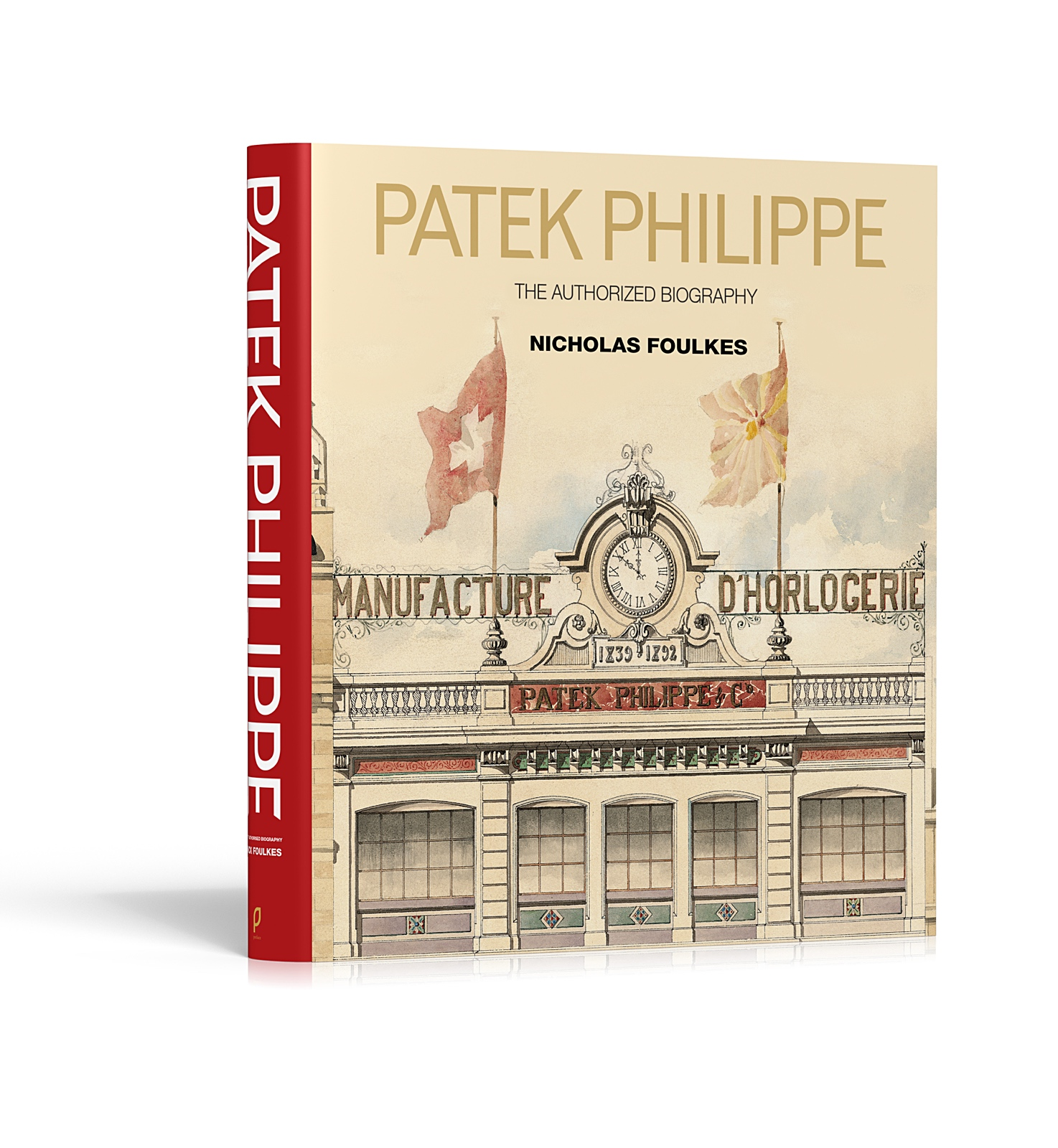 Patek Philippe The Authorized Biography - book